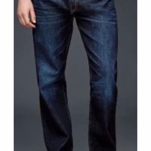 Gap 1969 men's relaxed loose fit jeans 32